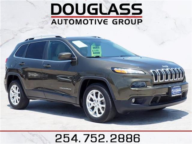 Pre-Owned 2015 Jeep Cherokee Latitude 4dr Front-wheel Drive