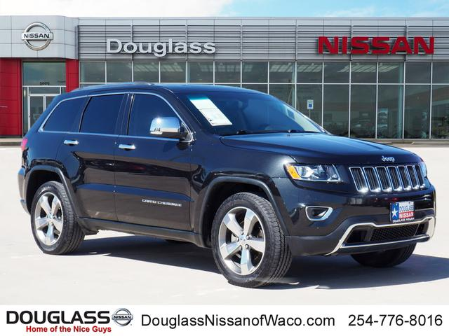 Pre-Owned 2015 Jeep Grand Cherokee Limited 4dr 4x2