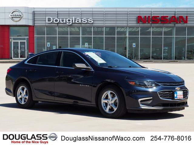 Pre-Owned 2016 Chevrolet Malibu LS w/1LS 4dr Sedan