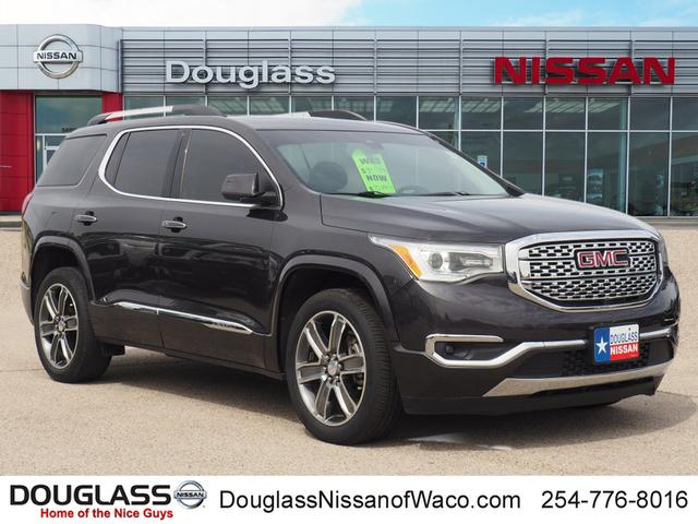 Pre-Owned 2017 GMC Acadia Denali Front-wheel Drive