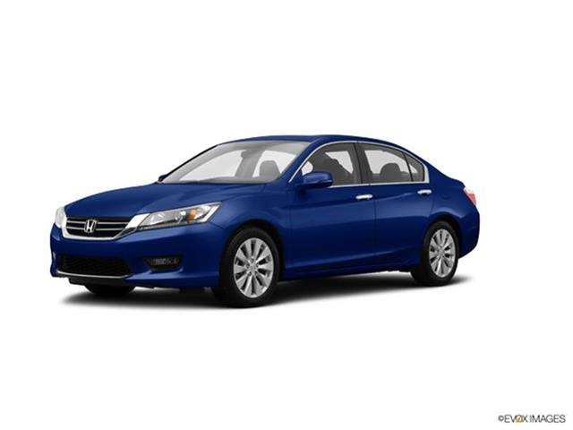 Pre-Owned 2015 Honda Accord EX (CVT) 4dr Sedan