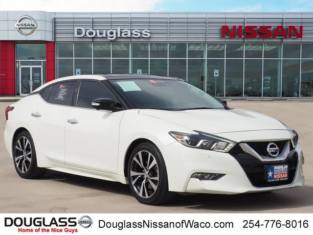 Pre-Owned 2017 Nissan Maxima 3.5 Platinum 4dr Sedan