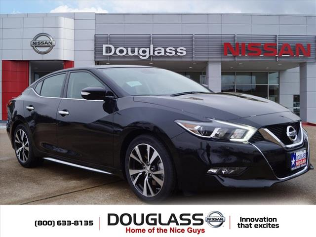 New 2018 Nissan Maxima 3.5 Platinum Sedan