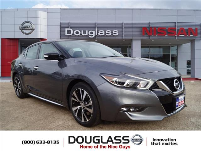 New 2018 Nissan Maxima 3.5 SL Sedan