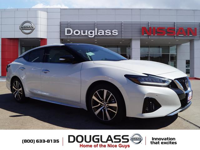New 2019 Nissan Maxima 3.5 SL Sedan