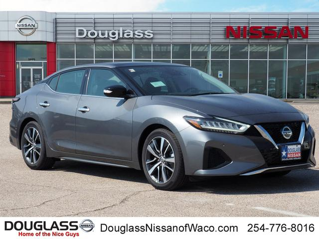 New 2020 Nissan Maxima 3.5 SL 4dr Sedan