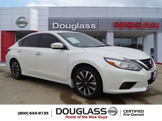 Certified Pre-Owned 2016 Nissan Altima 2.5 SL Sedan