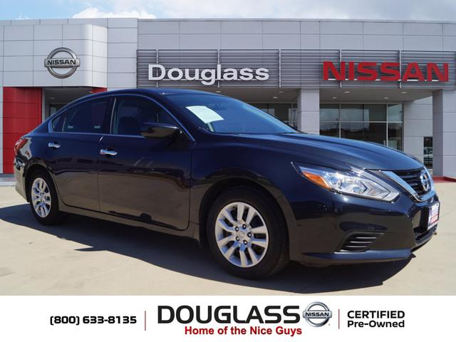 Pre-Owned 2017 Nissan Altima 2.5 S Sedan 2017.5