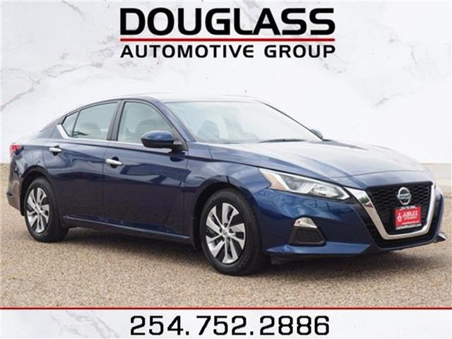 Pre-Owned 2019 Nissan Altima 2.5 S 4dr Sedan