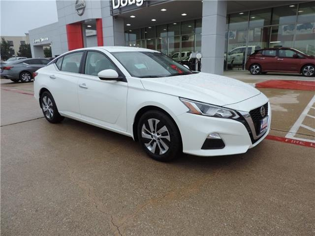 New 2020 Nissan Altima 2.5 S 4dr Front-wheel Drive Sedan