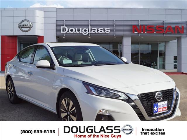 Certified Pre-Owned 2019 Nissan Altima 2.5 SV 4dr Sedan