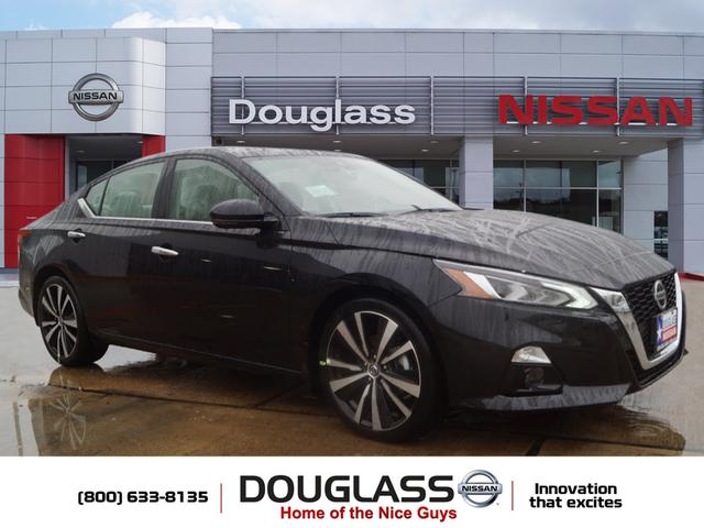 New 2019 Nissan Altima 2.5 Platinum 4dr Sedan