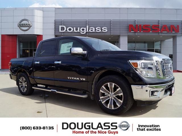 New 2019 Nissan Titan SL 4dr 4x2 Crew Cab 5.6 ft. box 139.8 in. WB