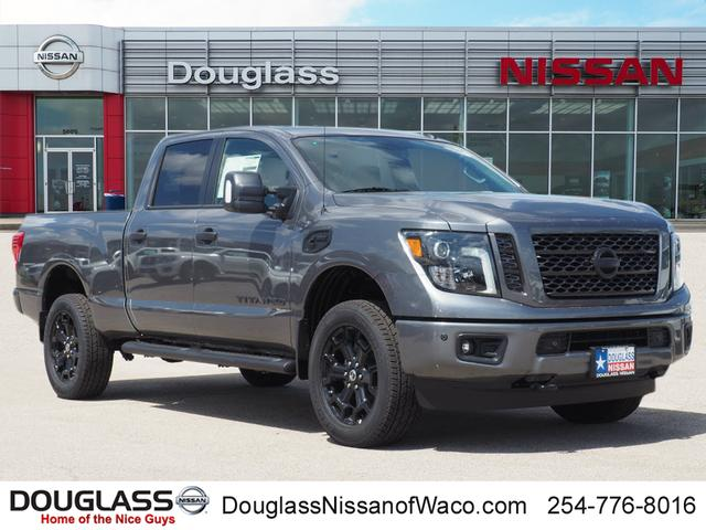 New 2019 Nissan Titan XD SV Diesel 4dr 4x4 Crew Cab 6.6 ft. box 151.6 in. WB