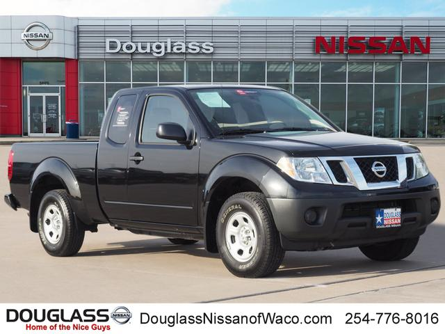Certified Pre-Owned 2018 Nissan Frontier SV-I4 4x2 King Cab 6 ft. box 125.9 in. WB
