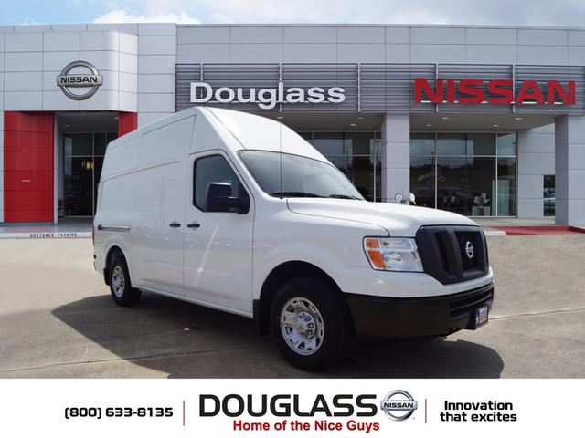 New 2018 Nissan NV Cargo NV2500 HD SL V6 3dr Rear-wheel Drive High Roof Cargo Van