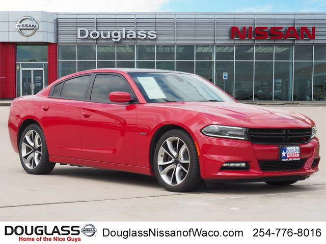 Pre-Owned 2016 Dodge Charger R/T 4dr Rear-wheel Drive Sedan
