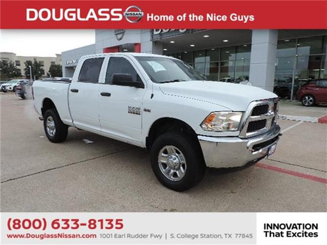 Pre-Owned 2016 RAM 2500 Tradesman 4x4 Crew Cab 149 in. WB