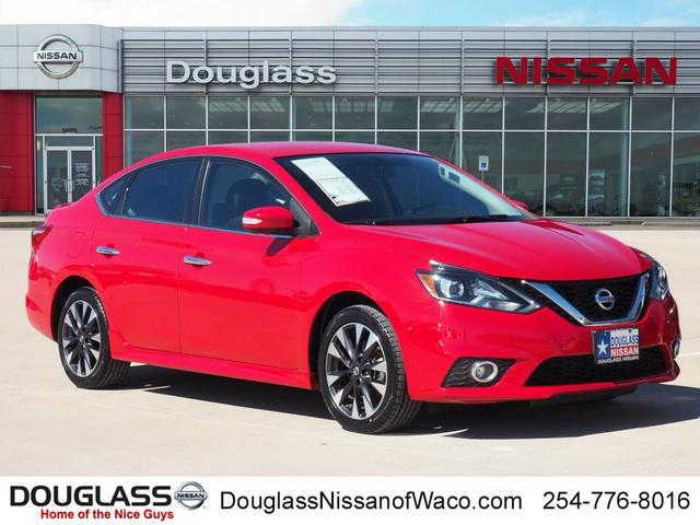 Certified Pre-Owned 2016 Nissan Sentra SR (CVT) 4dr Sedan
