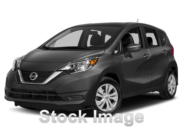 New 2019 Nissan Versa Note SV Hatchback