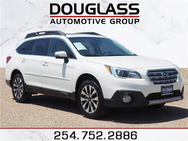 Pre-Owned 2017 Subaru Outback 2.5i Limited 4dr All-wheel Drive