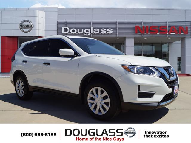 Certified Pre-Owned 2019 Nissan Rogue S 4dr Front-wheel Drive