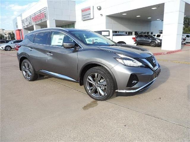 New 2020 Nissan Murano Platinum 4dr Front-wheel Drive