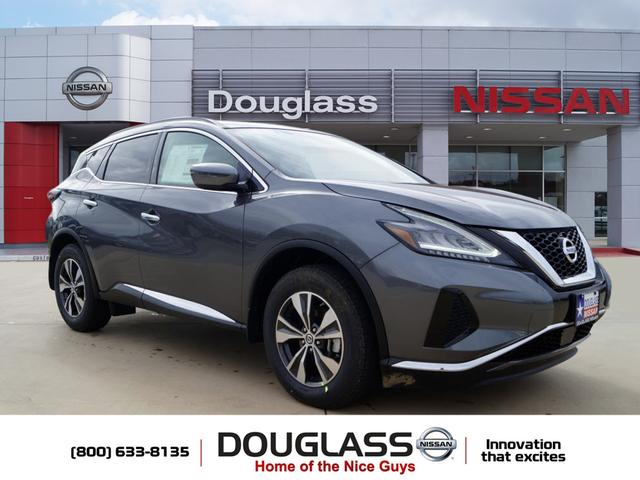 New 2019 Nissan Murano SV Front-wheel Drive