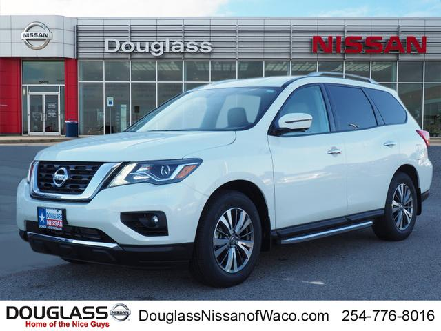 New 2020 Nissan Pathfinder SL 4dr Front-wheel Drive