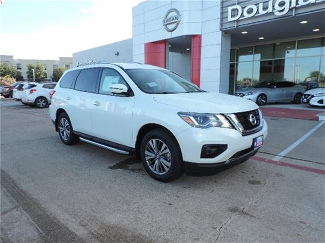New 2019 Nissan Pathfinder SL 4dr Front-wheel Drive