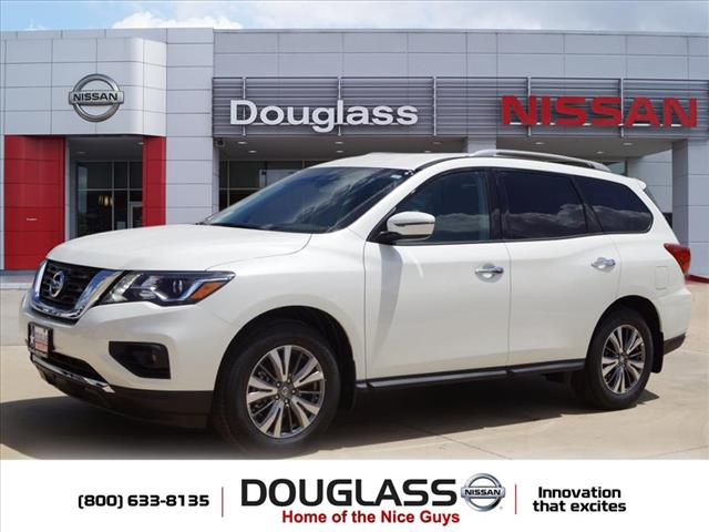 New 2018 Nissan Pathfinder SV Front-wheel Drive