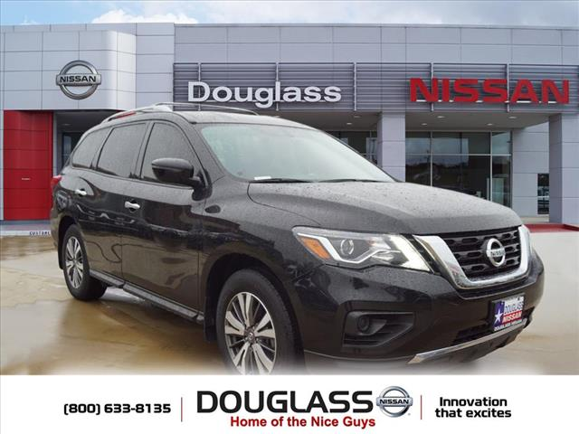 New 2018 Nissan Pathfinder S Front-wheel Drive