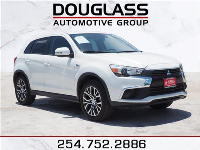 Pre-Owned 2016 Mitsubishi Outlander Sport 2.0 ES 4dr Front-wheel Drive