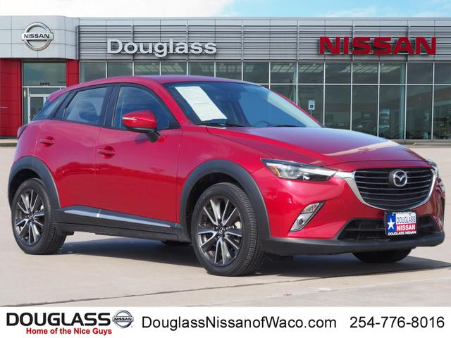 Pre-Owned 2016 Mazda CX-3 Grand Touring 4dr Front-wheel Drive