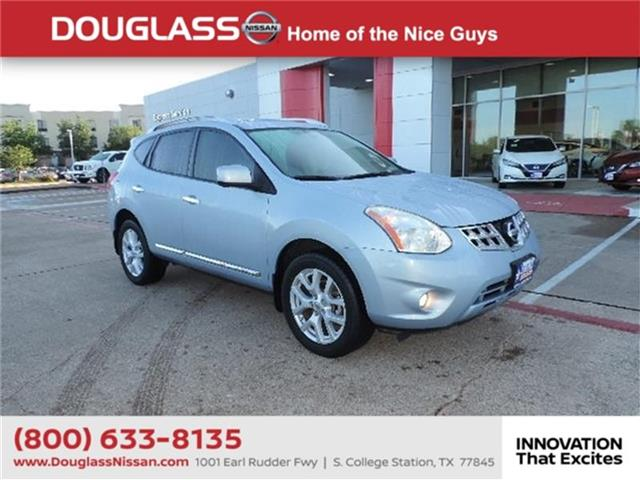 Pre-Owned 2013 Nissan Rogue SV w/SL Pkg Front-wheel Drive