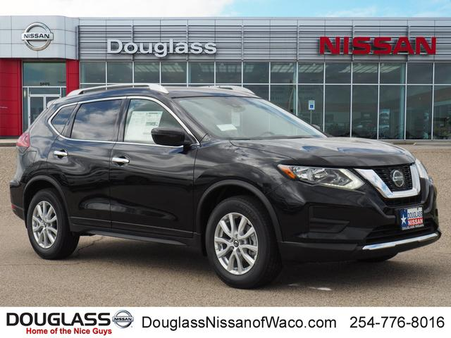 New 2020 Nissan Rogue S 4dr Front-wheel Drive