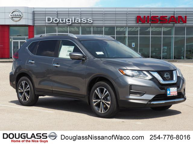 New 2020 Nissan Rogue SV 4dr Front-wheel Drive