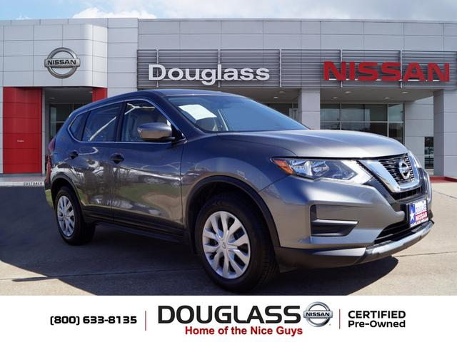 Certified Pre-Owned 2017 Nissan Rogue S Front-wheel Drive