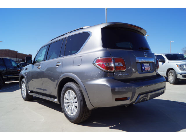 New 2019 Nissan Armada Sv 4x2 Ut In College Station C91427