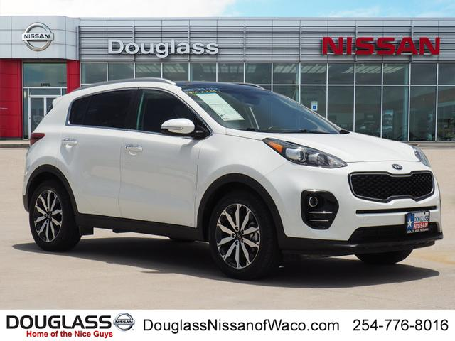 Pre-Owned 2017 KIA Sportage EX 4dr Front-wheel Drive