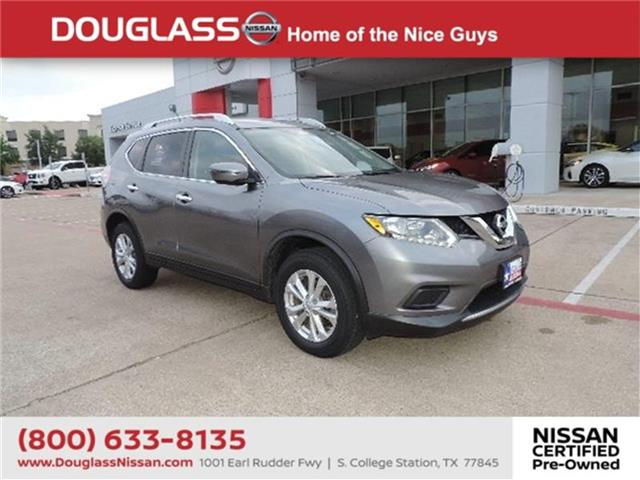 Pre-Owned 2016 Nissan Rogue SV All-wheel Drive