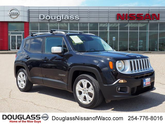 Jeep Renegade Limited >> Pre Owned 2016 Jeep Renegade Limited 4dr Front Wheel Drive Front Wheel Drive Sport Utility