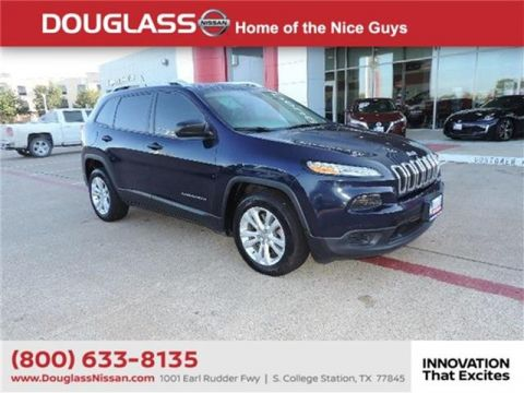 Pre-Owned 2015 Jeep Cherokee Sport 4dr Front-wheel Drive