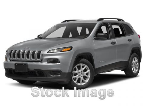 Pre-Owned 2016 Jeep Cherokee Sport 4dr Front-wheel Drive
