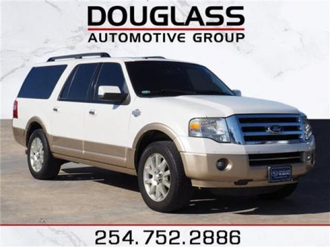 Pre-Owned 2012 Ford Expedition EL