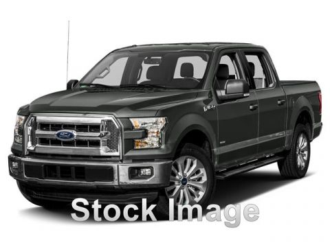 Pre-Owned 2015 Ford F-150 XLT 4x2 SuperCrew Cab Styleside 5.5 ft. box 145 in. WB