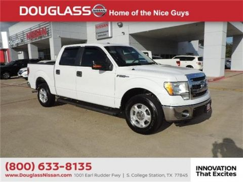 Pre-Owned 2013 Ford F-150 XLT 4x2 SuperCrew Cab Styleside 5.5 ft. box 145 in. WB