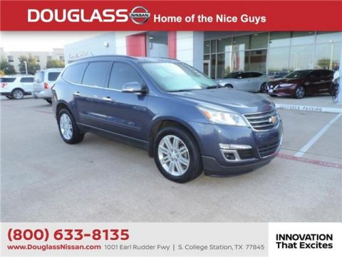 Pre-Owned 2013 Chevrolet Traverse 1LT Front-wheel Drive