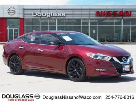 Certified Pre-Owned 2017 Nissan Maxima 3.5 SR 4dr Sedan