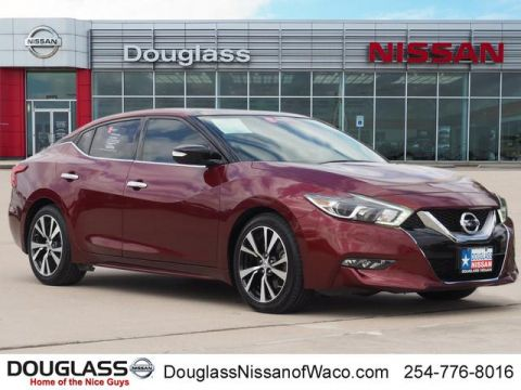 Pre-Owned 2017 Nissan Maxima 3.5 SL 4dr Sedan